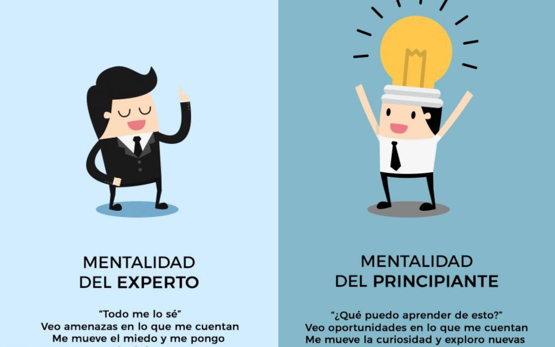 Desarrolla una mentalidad de principiante, ¡rejuvenecerás!