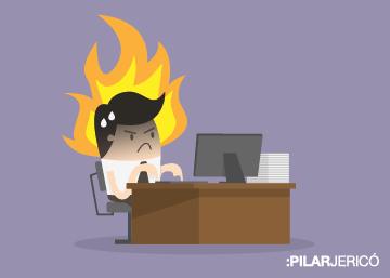 Tres antídotos para evitar quemarse en el trabajo y no caer en el 'burnout'