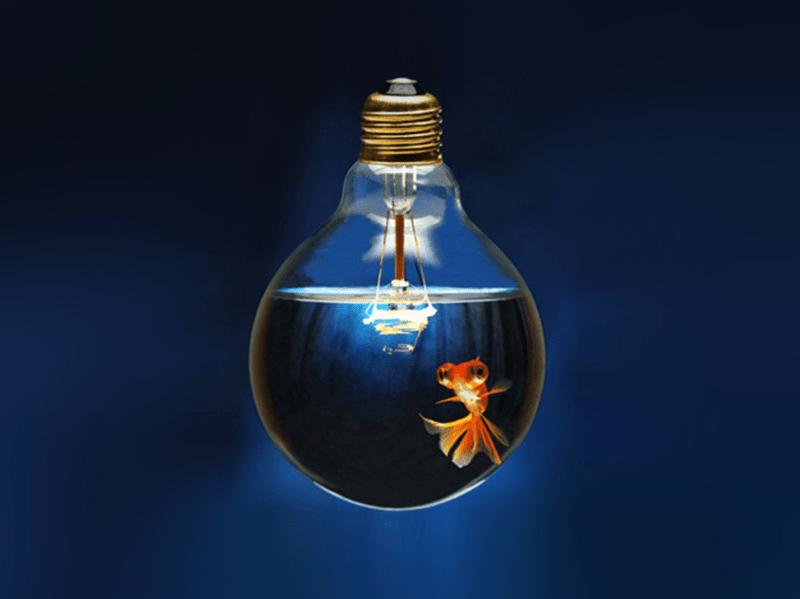 ¿Quieres ser más creativo/a? Piensa de lado
