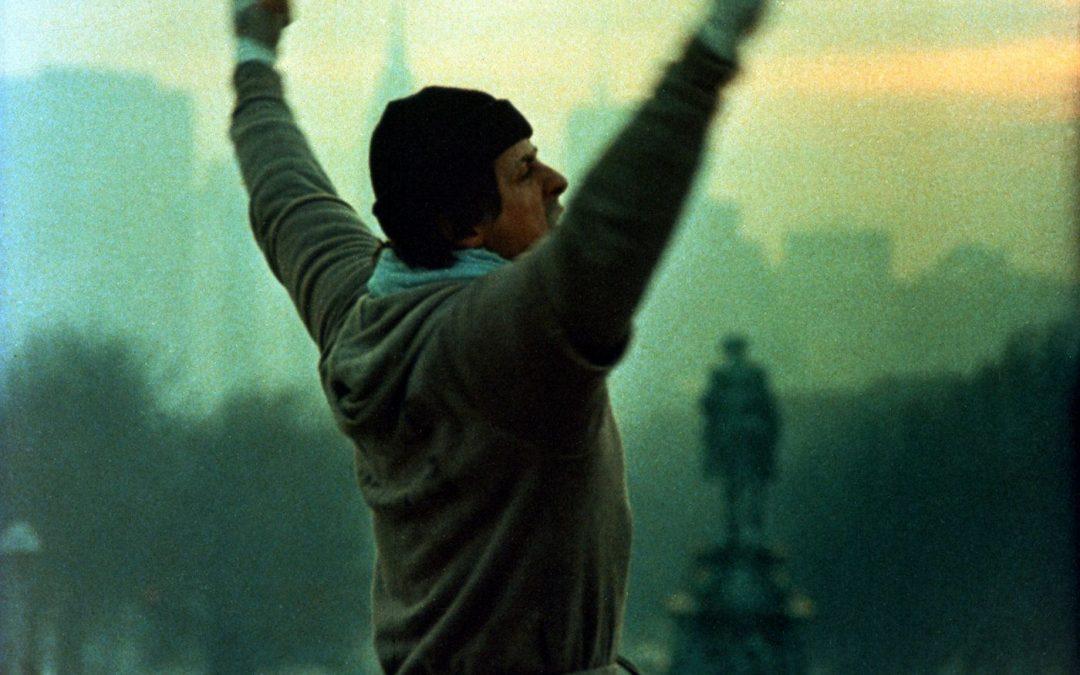 Stallone y su determinación