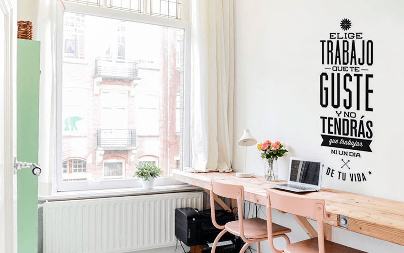 Historia del trabajo pilar jeric for Origen de la oficina